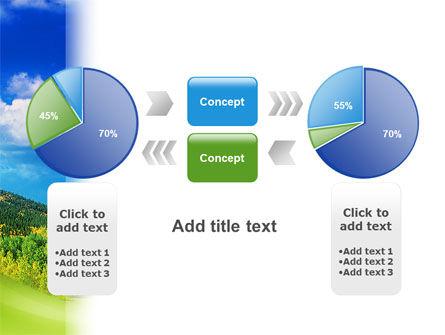 Scenery PowerPoint Template Slide 11