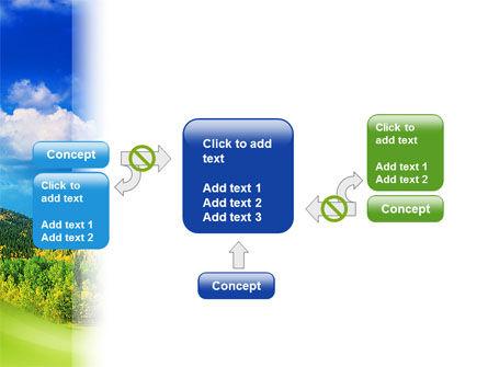 Scenery PowerPoint Template Slide 13