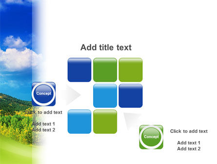 Scenery PowerPoint Template Slide 16