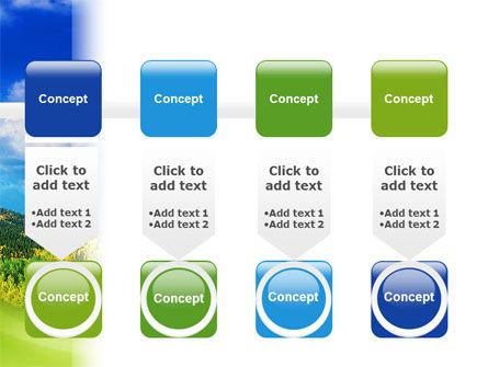 Scenery PowerPoint Template Slide 18