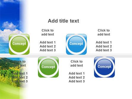 Scenery PowerPoint Template Slide 19
