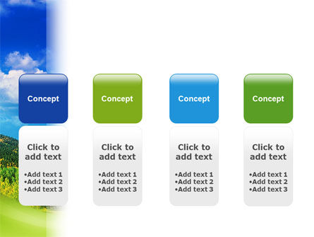 Scenery PowerPoint Template Slide 5