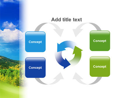 Scenery PowerPoint Template Slide 6