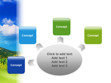 Scenery PowerPoint Template Slide 7