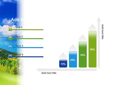 Scenery PowerPoint Template Slide 8