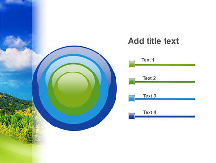 Scenery PowerPoint Template Slide 9