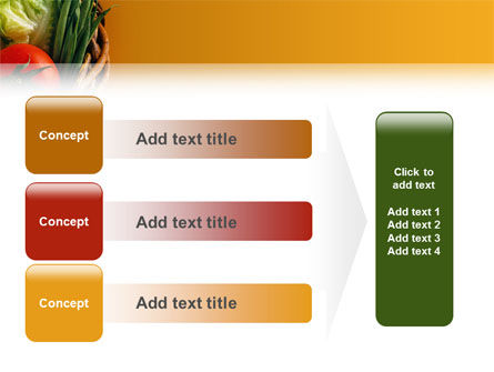Grocery PowerPoint Template Slide 12