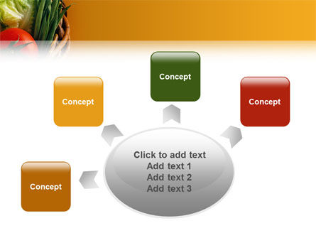 Grocery PowerPoint Template Slide 7