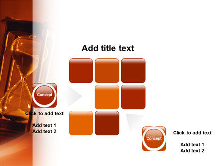 Floating Time PowerPoint Template Slide 16