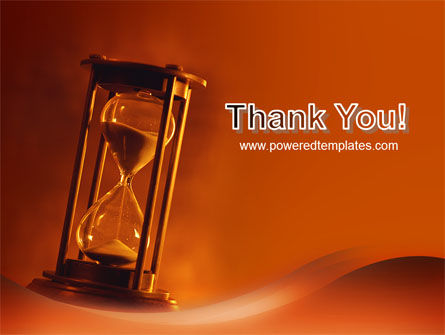 Floating Time PowerPoint Template Slide 20