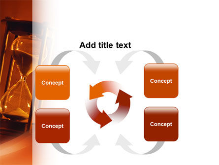 Floating Time PowerPoint Template Slide 6