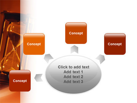 Floating Time PowerPoint Template Slide 7