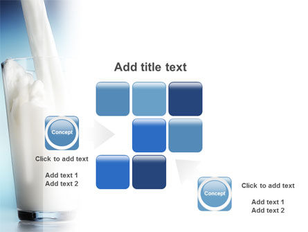 Glass Full Of Milk PowerPoint Template Slide 16