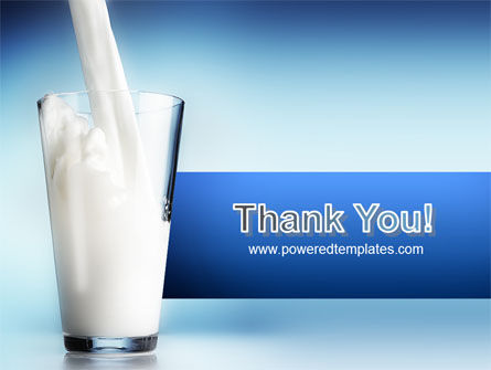 Glass Full Of Milk PowerPoint Template Slide 20