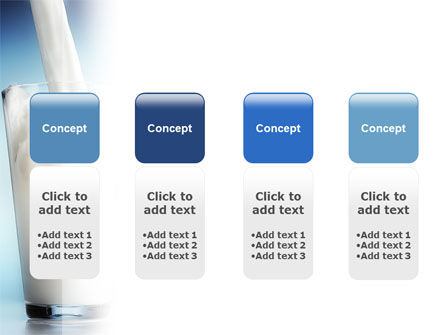 Glass Full Of Milk PowerPoint Template Slide 5