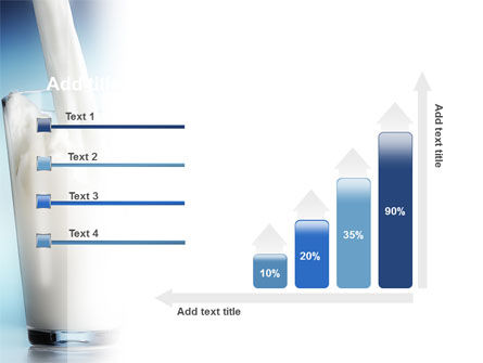 Glass Full Of Milk PowerPoint Template Slide 8