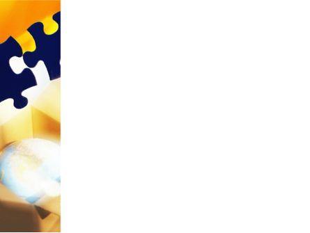 Pieces of Puzzle PowerPoint Template, Slide 3, 02430, Business Concepts — PoweredTemplate.com
