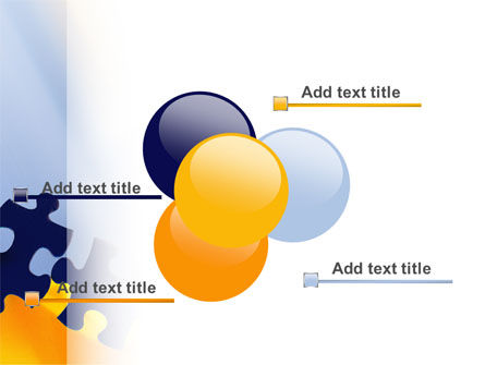 Pieces of Puzzle PowerPoint Template Slide 10