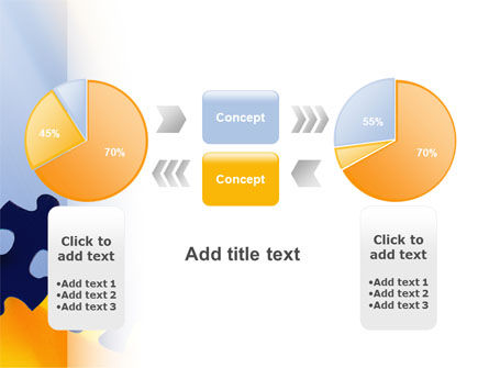 Pieces of Puzzle PowerPoint Template Slide 11