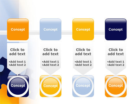 Pieces of Puzzle PowerPoint Template Slide 18