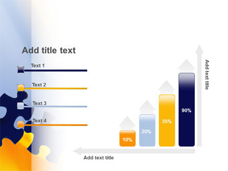 Pieces of Puzzle PowerPoint Template Slide 8