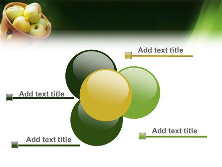 Basket of Apples PowerPoint Template Slide 10