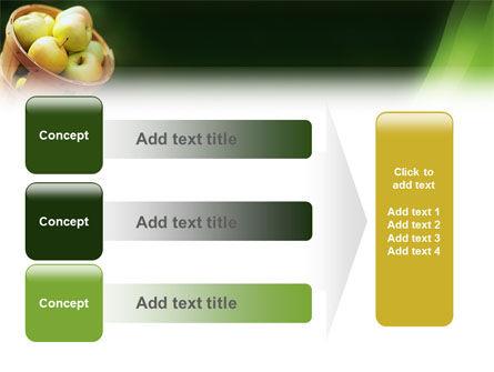 Basket of Apples PowerPoint Template Slide 12