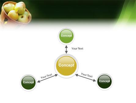 Basket of Apples PowerPoint Template Slide 14