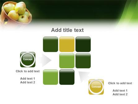 Basket of Apples PowerPoint Template Slide 16