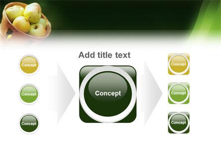 Basket of Apples PowerPoint Template Slide 17