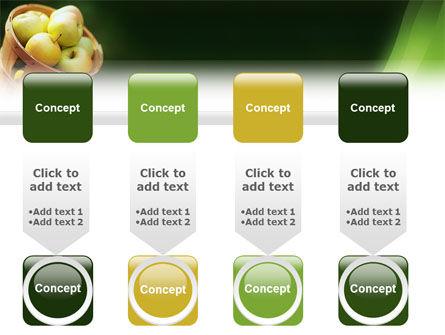 Basket of Apples PowerPoint Template Slide 18