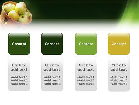 Basket of Apples PowerPoint Template Slide 5