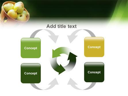 Basket of Apples PowerPoint Template Slide 6