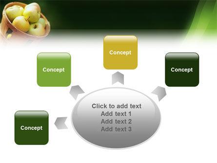 Basket of Apples PowerPoint Template Slide 7