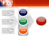 Cyclone PowerPoint Template#11