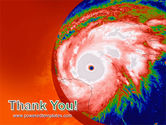 Cyclone PowerPoint Template#20