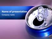 Business Concepts: Can PowerPoint Template #02439