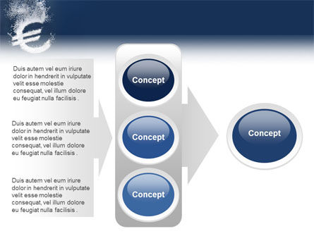 Euro Under Water PowerPoint Template Slide 11