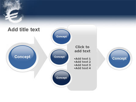 Euro Under Water PowerPoint Template Slide 17