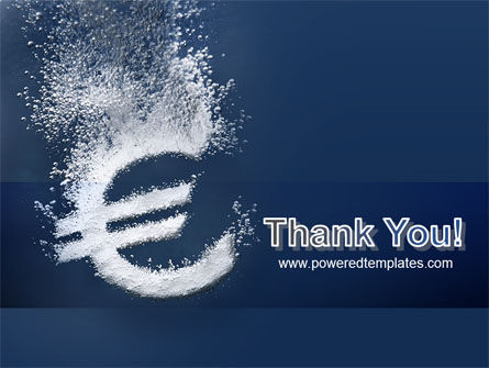 Euro Under Water PowerPoint Template Slide 20