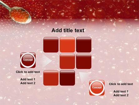 Caviar PowerPoint Template Slide 16
