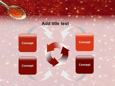 Caviar PowerPoint Template Slide 6