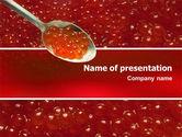 Caviar PowerPoint Template#1