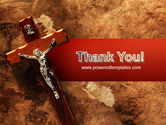 Crucifixion PowerPoint Template#20