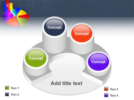 Pie Chart PowerPoint Template Slide 12