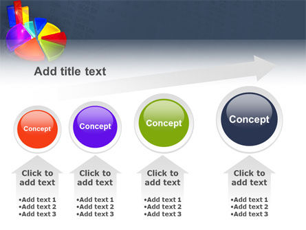 Pie Chart PowerPoint Template Slide 13
