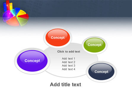 Pie Chart PowerPoint Template Slide 16