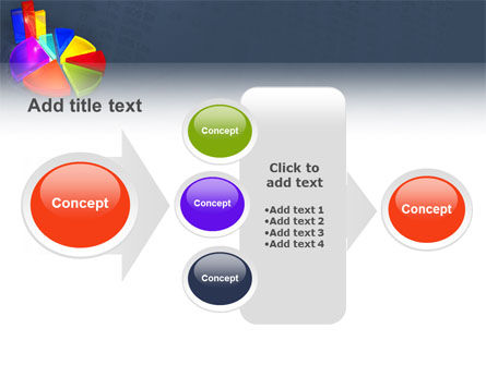 Pie Chart PowerPoint Template Slide 17