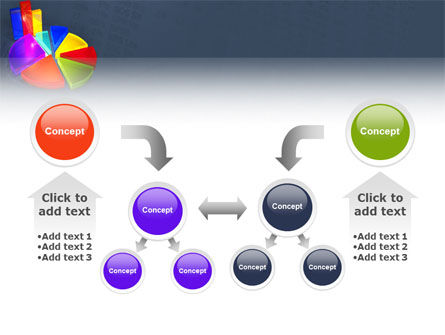 Pie Chart PowerPoint Template Slide 19