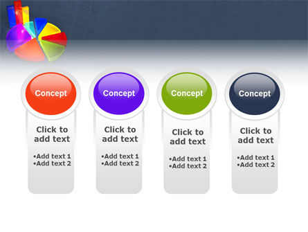 Pie Chart PowerPoint Template Slide 5